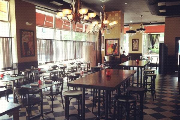 Estragon Tapas Bar in Boston, MA serves small plates for dairy-free, gluten-free and vegan