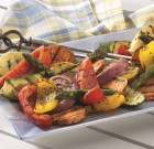 Garlic and Herb Mixed Vegetable Grill