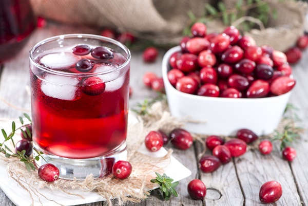 Favorite Healthy Beverages - From Sweet Hydrators to Pure Unsweetened Cranberry Juice