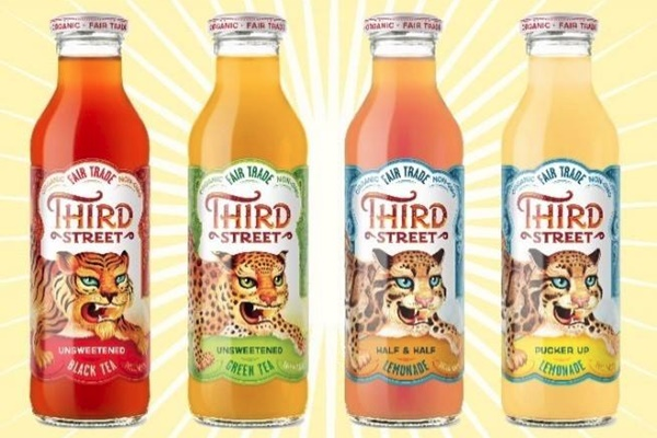 Favorite Healthy Beverages - Third Street Iced Tea