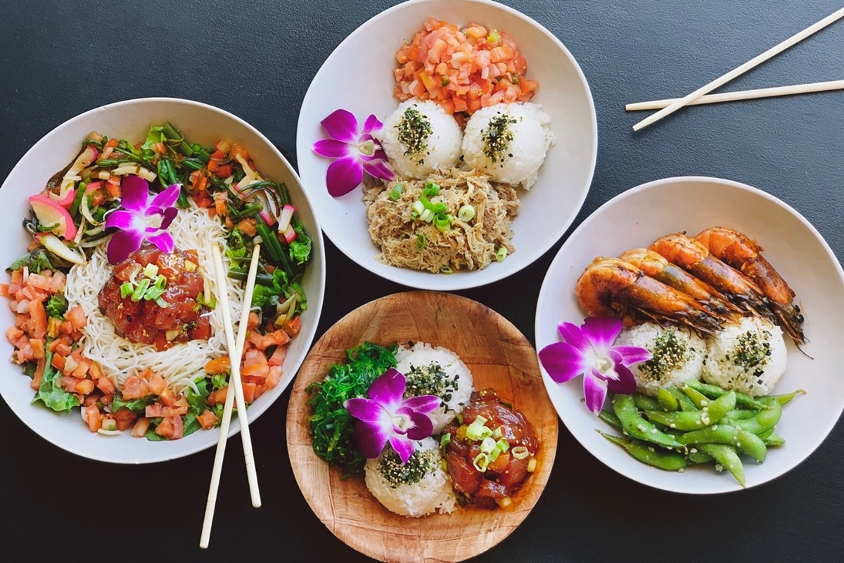 Dairy-Free Hawaii (The Big Island): Recommended Restaurants & Shops - from Hilo to Kailua-Kona - ice cream, baked goods, acai bowls, breakfast, lunch, dinner, and groceries