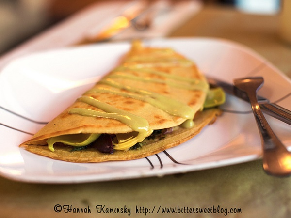 Le Magic Pan - Vegan Crepes (dairy-free and egg-free; gluten-free options)