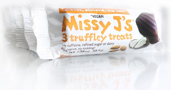 Missy J's Carob Confections - Vegan Truffley Treats