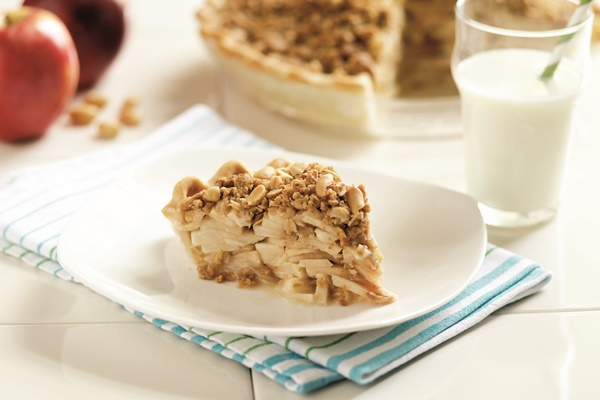 After School Peanut Butter Apple Pie