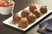 Carolina Dreaming Appetizer Meatballs