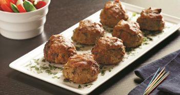 Carolina Dreaming Appetizer Meatballs