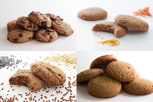 TruRoots Qookies - Crispy, Organic, Nutritious Gluten-Free Biscuit Cookies #dairyfree