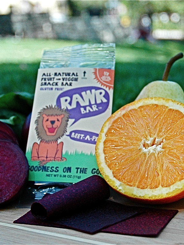 Rawr Bars - Super Sweet Potato and Beet-A-Peel