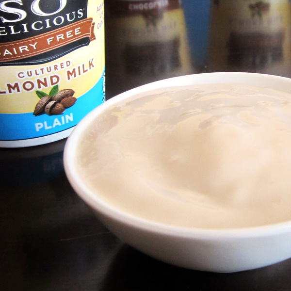 So Delicious Dairy Free Cultured Almond Milk Yogurt - Vegan, Gluten-Free, Soy-Free
