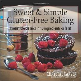 Sweet and Simple Gluten-Free Baking - with sample Gluten-Free Oatmeal Squares Recipe