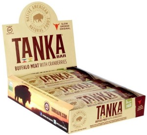 Tanka Bars - Gluten-Free, Nitrite-Free, and Made with Buffalo Meat #dairyfree