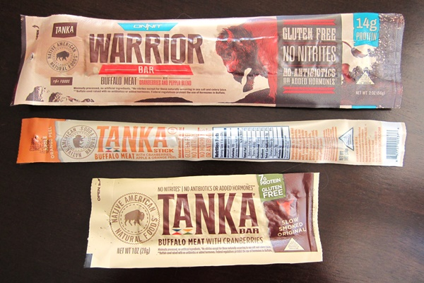 Tanka Bars and Sticks - Gluten-Free, Nitrite-Free, and Made with Buffalo Meat #dairyfree
