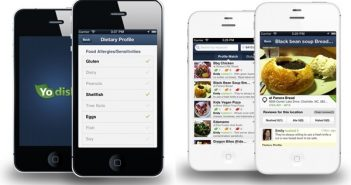 Top Restaurant Apps for Food Allergies, Vegan, Gluten-Free and Paleo - YoDish