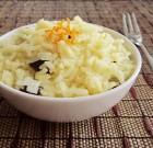 Zesty Orange Raisin Rice