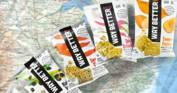 Way Better Tortilla Chips are Sprouted Whole Grain Snacks - Reviews and Info for Dairy-Free and Vegan Varieties. Pictured: Several
