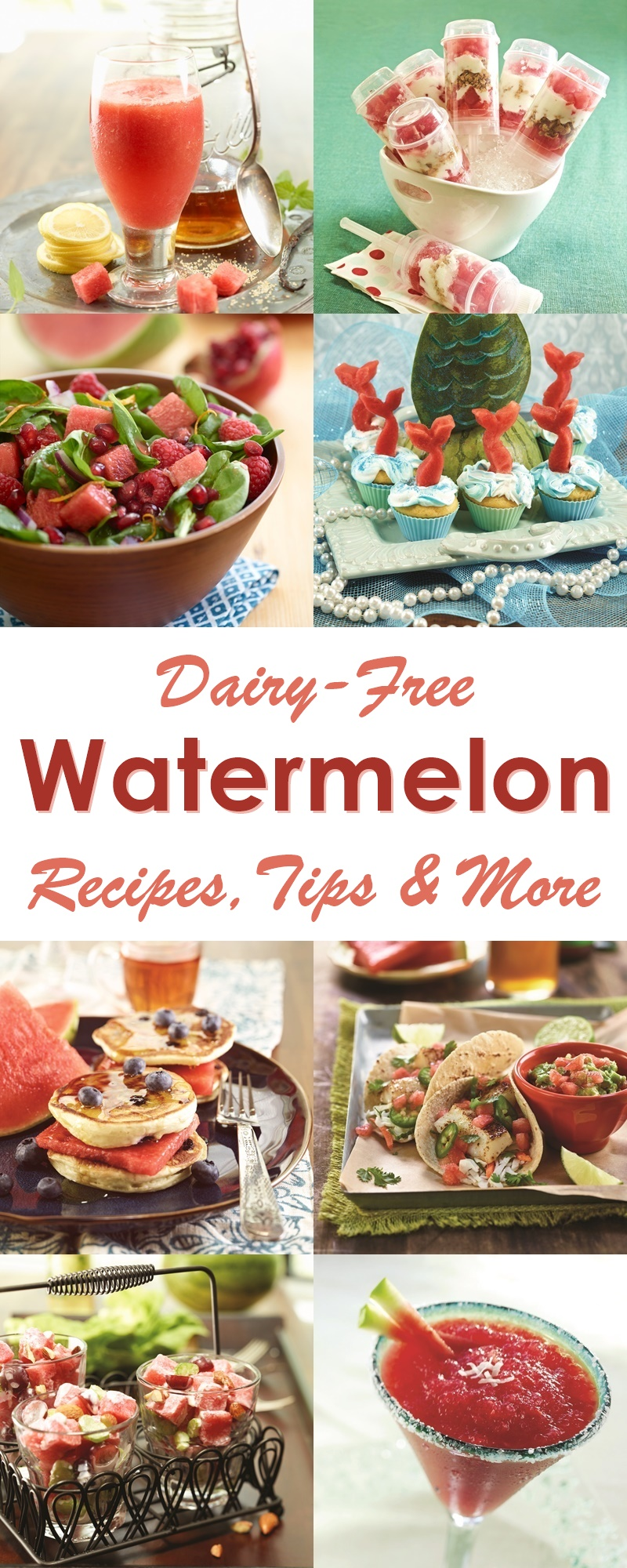 36 Dairy-Free Watermelon Recipes + Selection Tips, Fun Carving Ideas and the Latest Nutrition Notes on this Sweet Fruit
