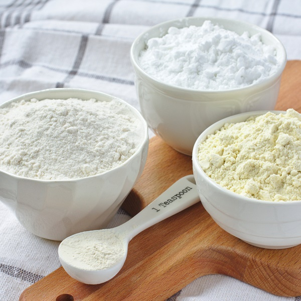 The Basic Gluten-Free Flour Blend Recipe