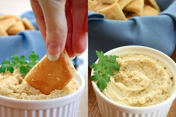 Dairy-Free Caramelized Onion Dip + More Nutritional Yeast Recipes