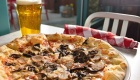 NV, Las Vegas – Flour & Barley Brick Oven Pizza