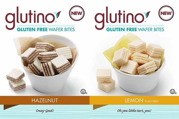 Glutino Wafer Bites - Feature