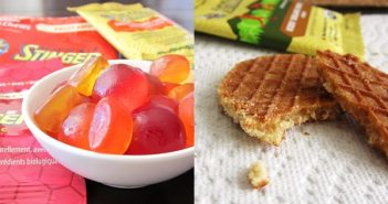 Honey Stinger Organic Energy Snacks - A true #dairyfree treat!