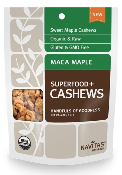 Navitas Naturals Superfood+ Snacks: Organic, Vegan, Gluten-free, and Unreal Nutty Appeal #dairyfree