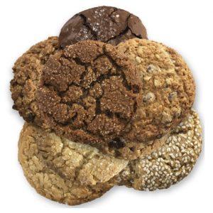 Nomoo Cookies: Big, Decadent, Dairy-Free Delights!