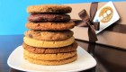 Nomoo Cookies: Big, Decadent, Dairy-Free Delights