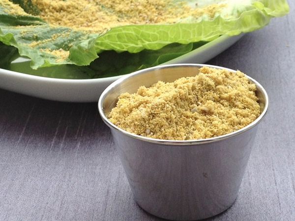 Nutritional Yeast Recipes - 2 Vegan Parmesan Substitutes - Brazil Nut Parmezan and Cheesy Sprinkle