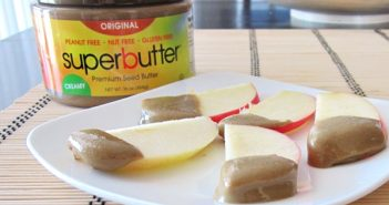 SuperButter Premium Seed Butter - Nut-Free, Peanut-Free, Dairy-Free