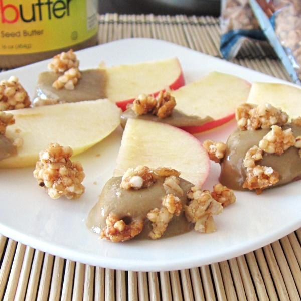 Nana's Nola: Crunch, Gluten-Free, Whole Grain, Organic Granola Bites - #dairyfree