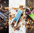 Vega Bars: Snack, Meal, and Sport Protein