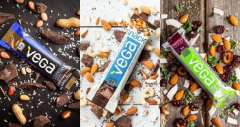 Vega Bars - Vegan Sport Protein, Snack, and All-in-One Meal Bars #dairyfree