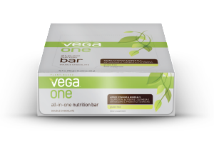 Vega One Giveaway: 3 Big Prizes filled with All-in-One Nutritional Shakes and Chocolate-Coated Meal Bars (Vegan + Dairy-Free)