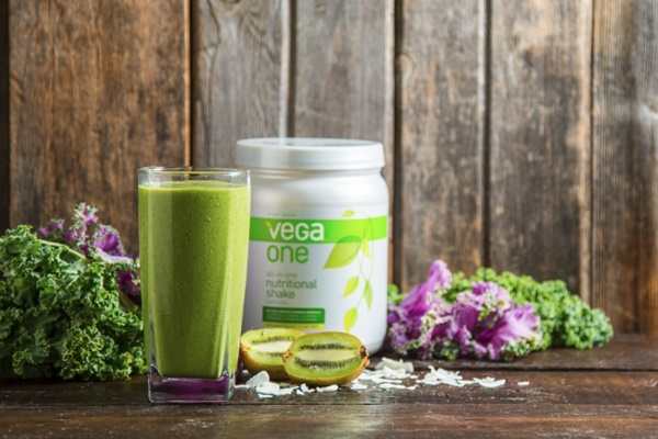 Vega One Nutritional Shakes - All-in-One Dairy-Free Protein and Supplement Mixes (vegan)