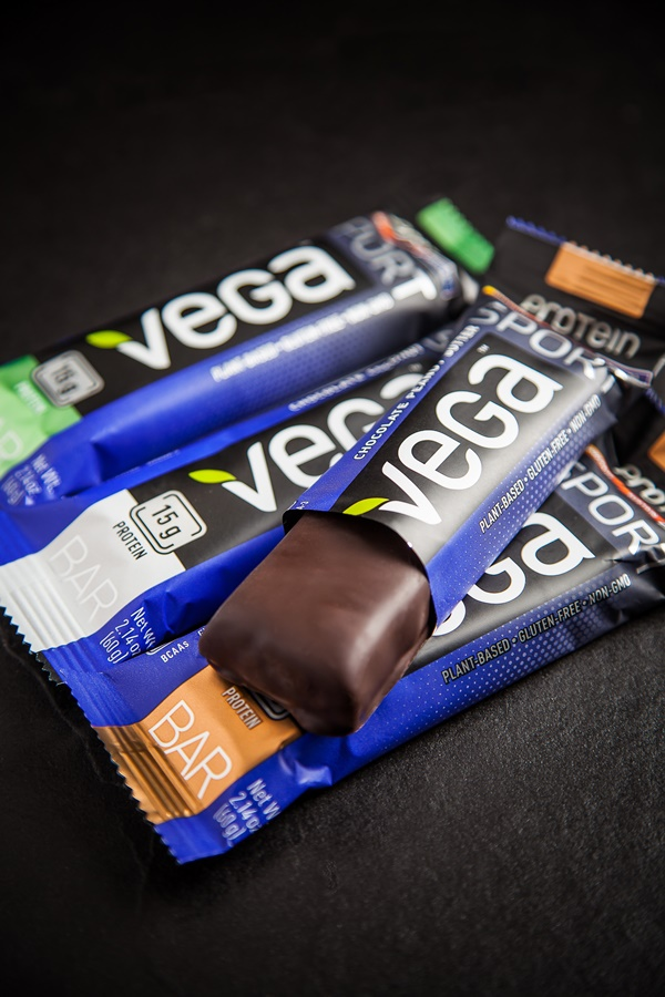 Vega Bars - Vegan Sport Protein Bars #dairyfree