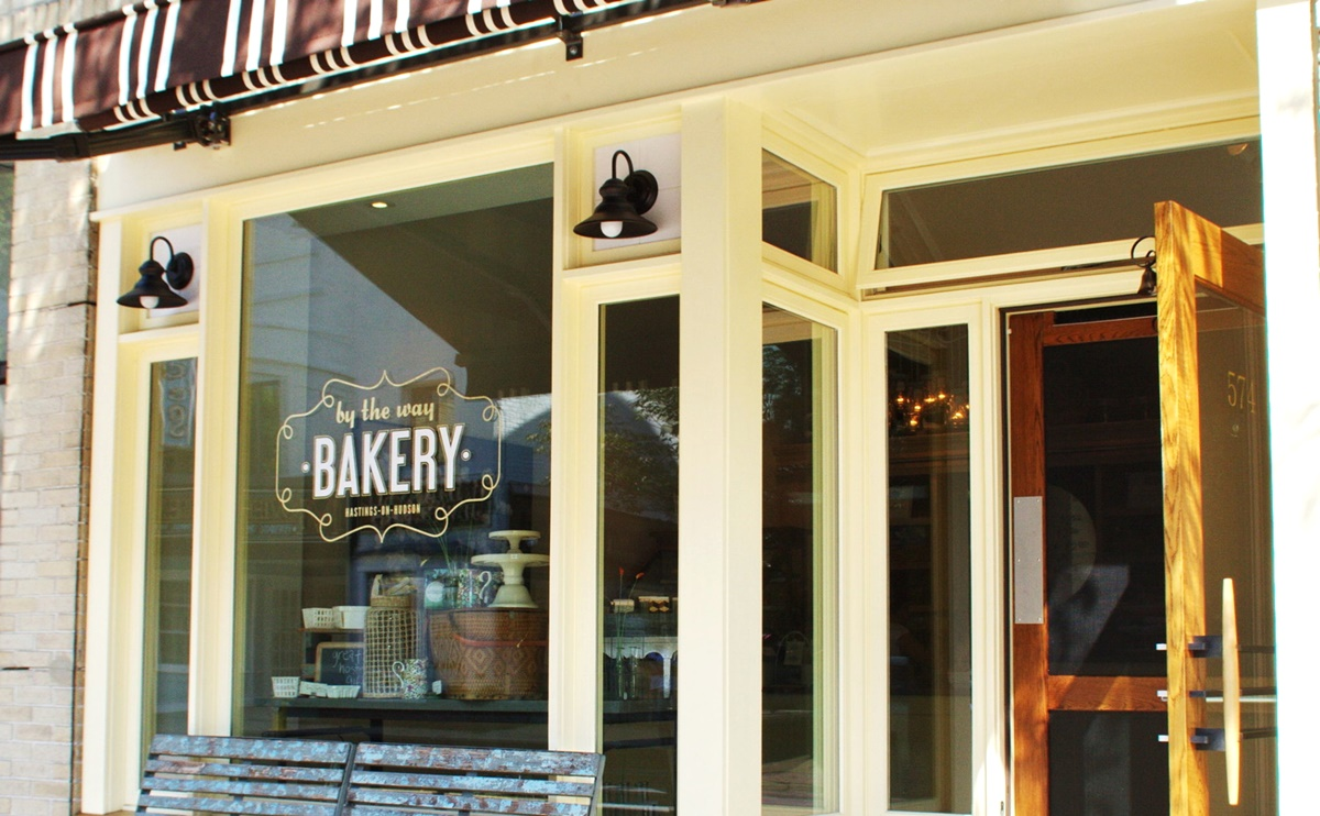 By the Way Bakery - A completely #dairyfree and glutenfree bakery with 2 locations in Manhattan