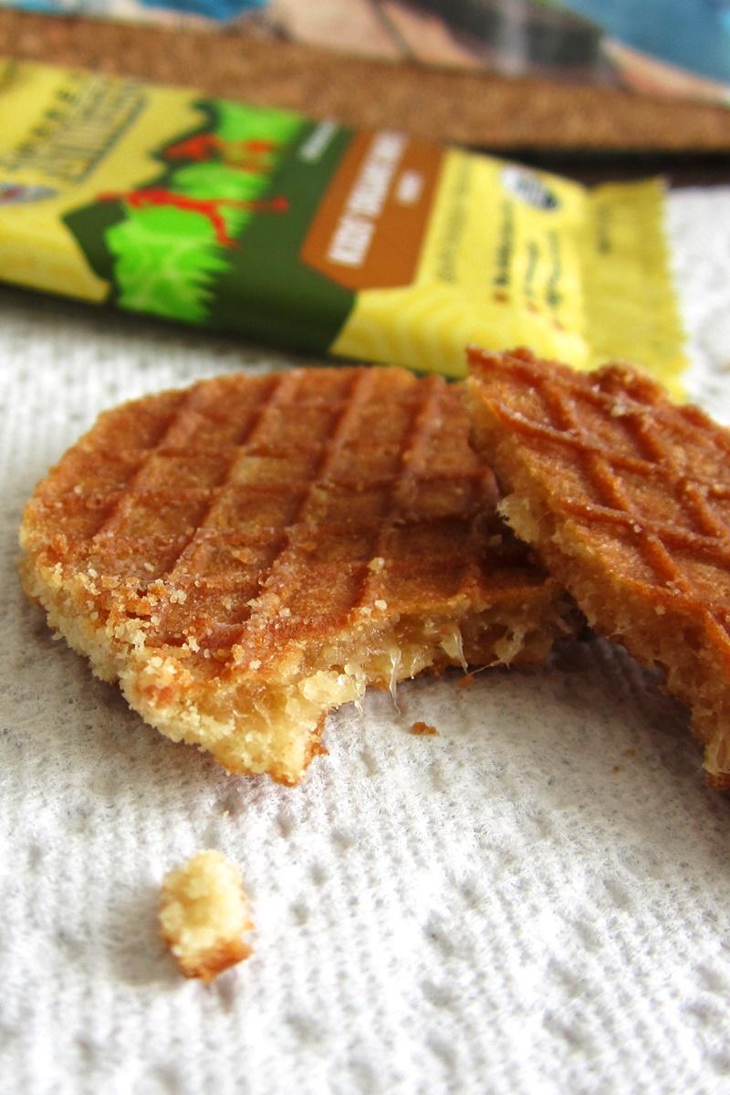 Honey Stinger Organic Waffles - Tender Chewy Waffles Sandwich Pure Honey
