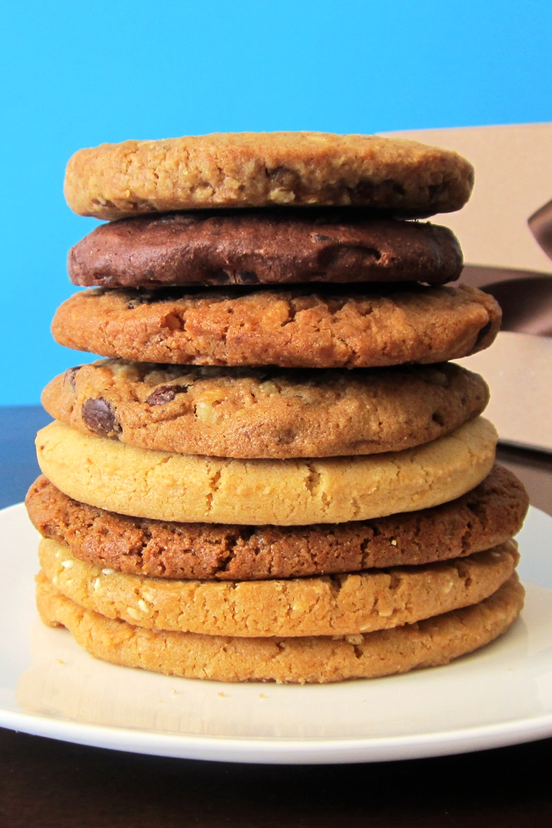 Nomoo Cookies: Big, Decadent, Dairy-Free Delights!