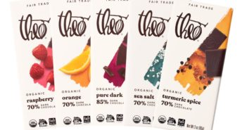 Theo Dark Chocolate Bars Reviews and Info - Vegan, Soy-Free Varieties!