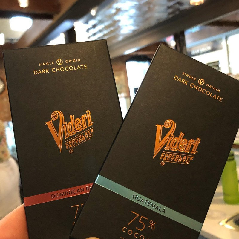 Videri Dark Chocolate Bars Reviews and Info - Nut-Free, Soy-Free, Vegan, Bean-to-Bar and Gift-Worthy