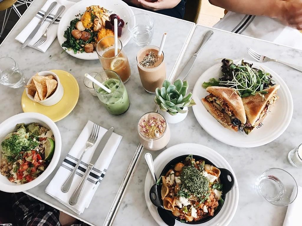 Cafe Gratitude is an All-Vegan Restaurant with 4 California Locations that Focus on Organic and Local Cuisine