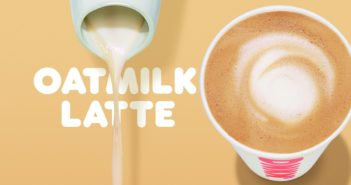 Dunkin' (formerly known as Dunkin' Donuts) Adds Oatmilk to their Menu. We have a full Dairy-Free Menu (with Vegan Options)!