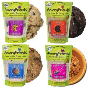 Among Friends Gluten-Free Hand-crafted Baking Mixes (Dairy-Free Review)