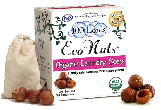 Best Natural Laundry Detergents for Sensitive Skin and Allergies - Eco Nuts Organic Laundry Soap