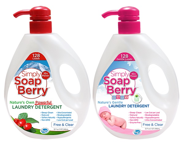 Best Natural Laundry Detergents for Sensitive Skin and Allergies - Simply Soap Berry