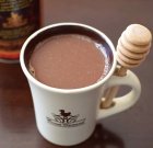 Cocoa Canard Spooning Chocolate: Gourmet Dairy-Free Hot Cocoa