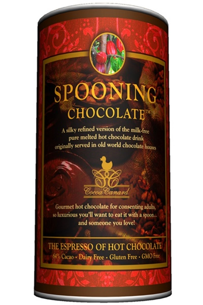 Cocoa Canard Spooning Chocolate - Gourmet Dairy-Free Hot Chocolate