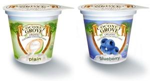 Coconut Grove Coconut Milk Yogurt - Dairy-Free, Gluten-Free, Soy-Free, Vegan