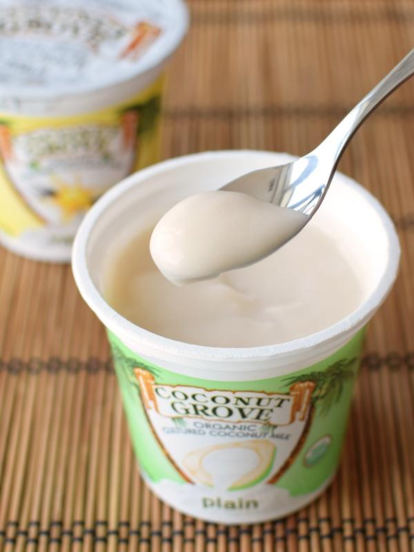 Dairy Free Natural Yogurt